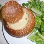 Bollo-fondue